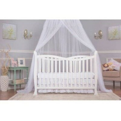 7-in-1 Convertible Life Style Crib Transition a Toddler/Daybed/Full Size Bed