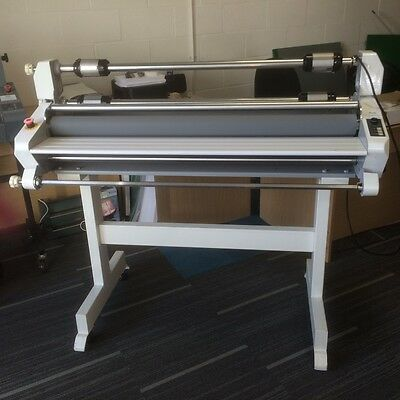 Roll Laminator Gmp Excelam 1120 Cold (Price Includes Vat)