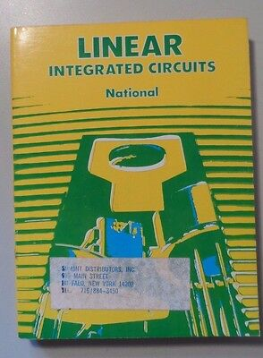 1975 National Semiconductor Linear Integrated Circuits Book
