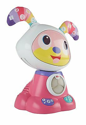 Fisher Price - Bright Beats - Dance Move BeatBowWow - Bow Wow Beatbo Dog pink