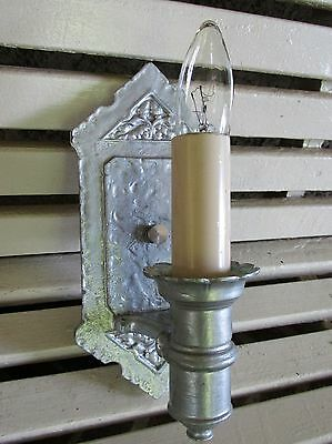 Rustic Art Deco Style Wall Sconce Light for Restoration