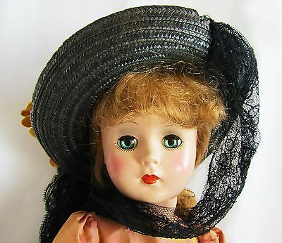 "VERY RARE ! Vintage 1950 ""Afternoon Tea"" Nancy Ann Style Show Doll 18""  #1901"