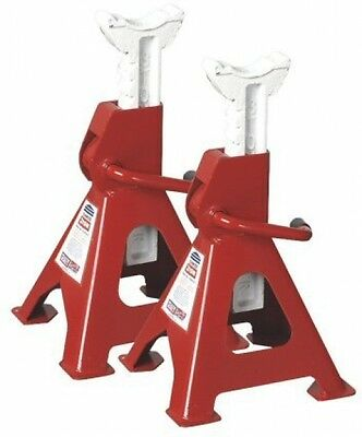 Sealey VS2003 Axle Stands, 3 T Capacity Per Stand