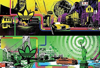 ADIDAS ADICOLOR Poster A [Various Sizes] Marketing Promotional Poster