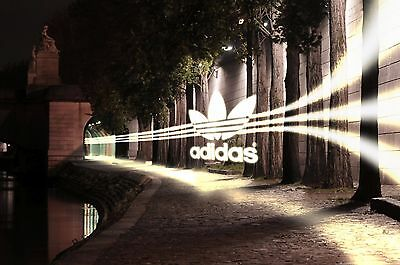 ADIDAS SYNTHETIC LOGO Poster [Various Sizes] Marketing Promotional Poster