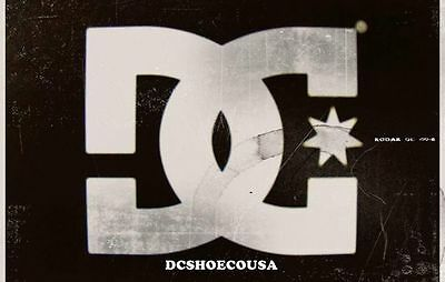 DC SHOES Poster [Various Sizes] Marketing Promotional Poster BASIC