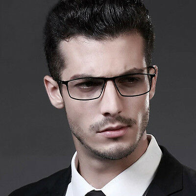 Luxury Pure Titanium Eyeglasses Frames Optical Frame Myopia Eyewear RX Able