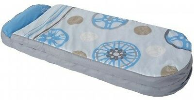ReadyBed Airbed And Sleeping Bag In One, Blue