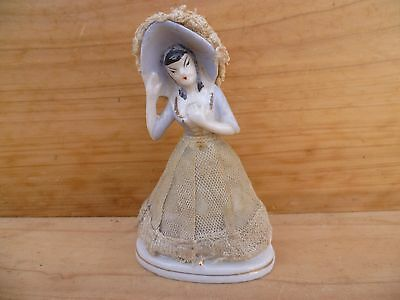 Vintage Old Small Size China Doll, Old Porcelain Doll, (B851)