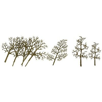 """JTT SCENERY 94127 PREMIUM SYCAMORE TREE ARMATURES 1.5"""" to 3"""" N-SCALE 30/PK"""
