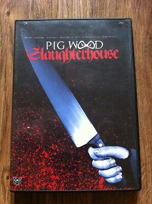 Skateboard Video dvd - PIG WOOD SLAUGHTERHOUSE 2005 With Poster