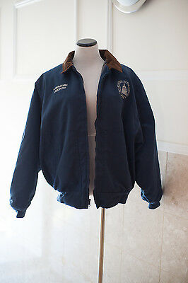 Vintage House of Representatives Mens Jacket Blue Size XL California Outer Wear