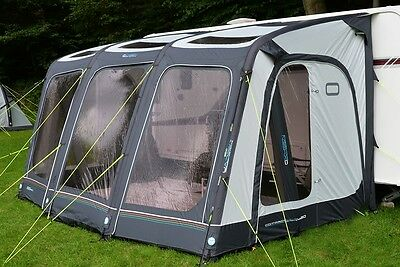 Outdoor Revolution Oxygen Compact AirLite 420 Awning 2016
