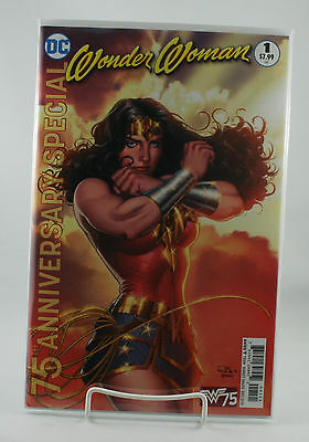 Wonder Woman 75th Anniversary Special #1! Variant Edition! Unread! DC! NM! 2016