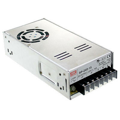 Mean Well SP-240-30 AC to DC Power Supply Single Output 240 Watt US Distributor