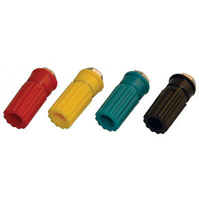 4-Pack of Chassis Mount Binding Posts 2 pcs