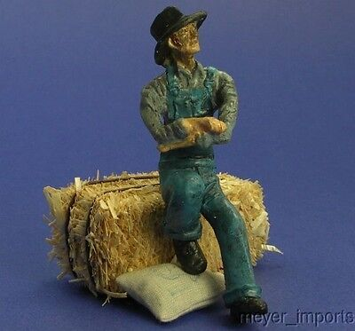Ray, the Engineer - 1 piece - G Scale - Best Seller! ~Highly Detailed~