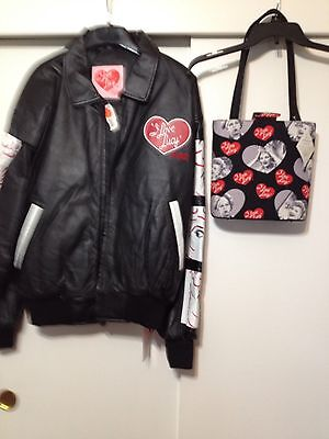 I Love Lucy Jacket And Purse