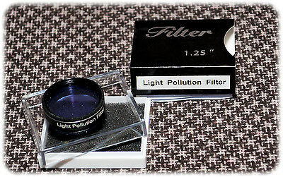 """1.25"""" Moon filter for standard size Telescope Eyepieces"""
