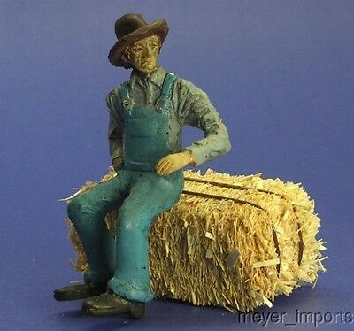 Railfolks! - Old Man Merl - G Scale - Best Seller! ~Highly Detailed~