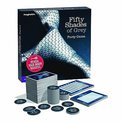 Fifty Shades of Grey Party Board Game New sealed