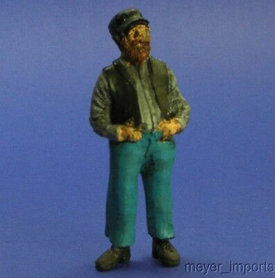 Railfolks - Clancy, Drunk - G Scale - Best Seller! ~Highly Detailed~