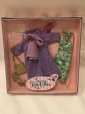 """Tonner Tiny Kitty Collier 10"""" GROOVY SHOPPER OUTFIT KC8403 NEW NRFB RETIRED!"""