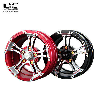 "DC Aluminum 1.9"" Lnternal Beadlock Wheels Centre Hub 4pcs For D90 SCX10 RC4WD"