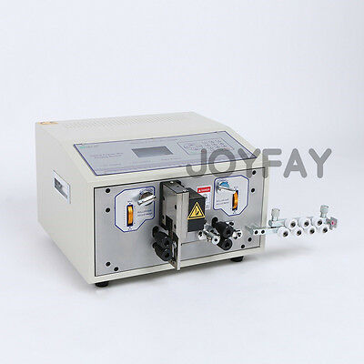 US Automatic Computer Wire Peeling Striping Cutting Machine SWT508-E 0.1-8 mm2