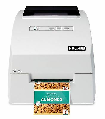 LX500 Color Label Printer from Primera Technology 74273