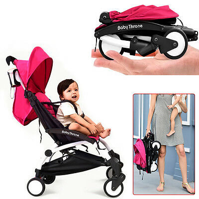 Foldable infant Baby Carriage Stroller Travel umbrella Pushchair Prams Carriage
