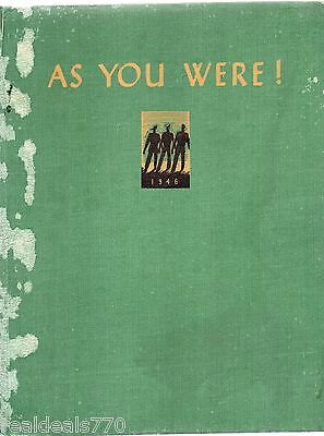As You Were - 3 volumes - 1946, 1947, 1948