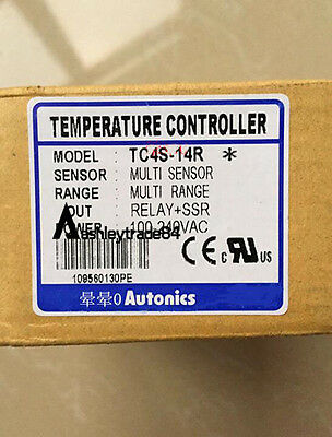 NEW Autonics TC4S-14R Temperature Controller