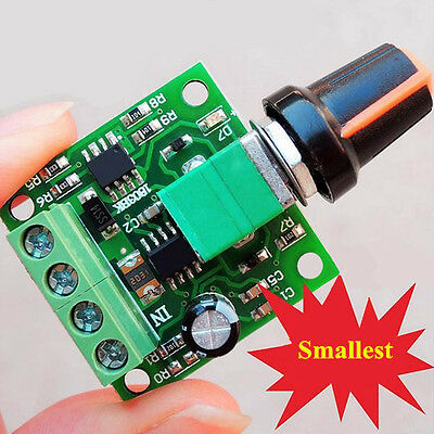 1.8V 5V 6V 12V 3A PWM DC Motor Speed Controller Varible Module Switch Regulator