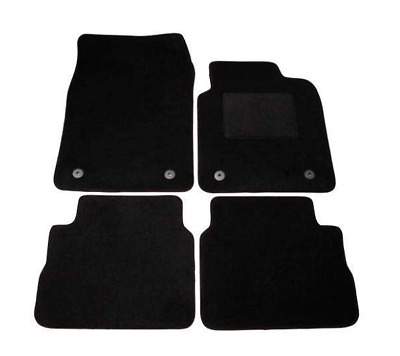 Vauxhall Vectra C 2003-2008 Fully Tailored Car Mats in Black.