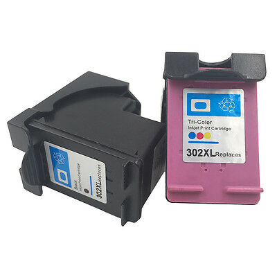 High quality Ink Cartridge for HP 302 hp-302 for HP DESKJET 2130 1110 Non-OEM