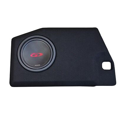 Alpine Type-G SWG-1044 Opel Vauxhall Insignia Fit-Box subwoofer enclosure