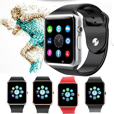 GT08 Bluetooth Smart Wrist Watch GSM Phone For Android Samsung Apple iPhone Lot