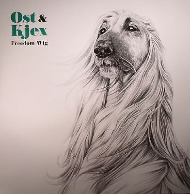 OST & KJEX - Freedom Wig - Vinyl (2xLP + MP3 download code)
