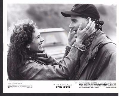 Julia Roberts Campbell Scott in Dying Young 1991 original movie photo 18819