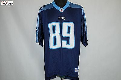 Tennessee Titans NFL WYCHECK #89 Reebok Jersey Shirt SIZE XL