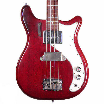 1966 Epiphone Newport Bass - Cherry