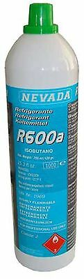 Cooling reagent (isobutane gas) 420g