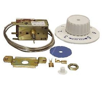 Thermostat K60 with defrost button 1000mm