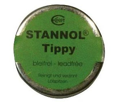 Tippy soldering tip cleaner lead-free 15g Stannol