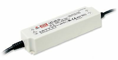 40W single output LED power supply 24V 1.67A with PFC