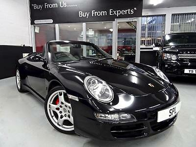 Porsche 997 Carrera 4S 3.8 Manual