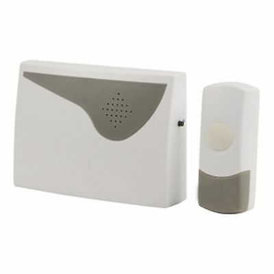 Wireless doorbell with 24 different melodies 12 V
