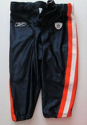 Authentic Chicago Bears BIG BOY Reebok Team Issued Used Game NFL Football Pants