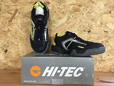 Men's HI-TEC Court Shoes, M500 V-LITE, Black